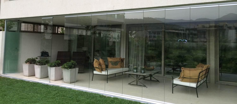 Milano cierre de terrazas dialum cristales - Cierres de terrazas ...