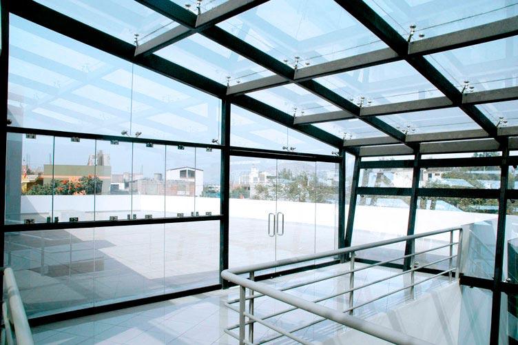 Laminados dialum cristales especiales para industria - Cristales para techos ...